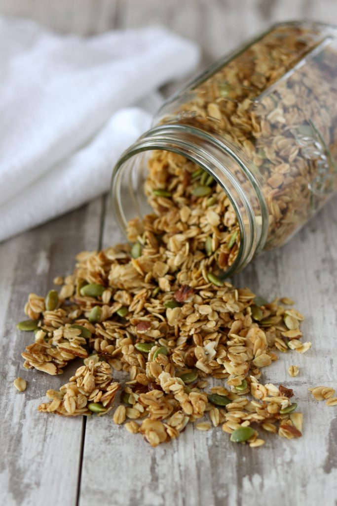 Nordic Morning Granola