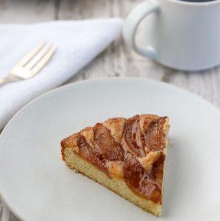 Swedish Apple Cake