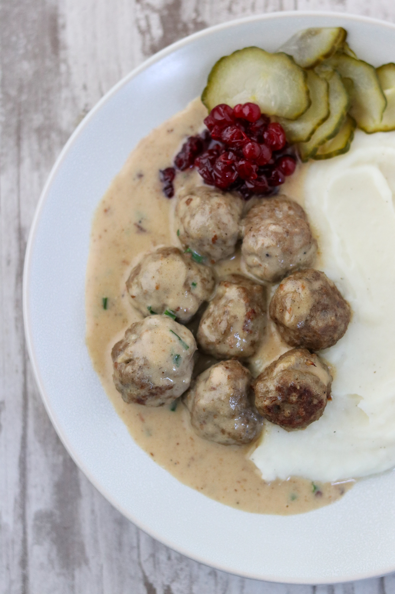 Easy Swedish Meatballs True North Kitchen