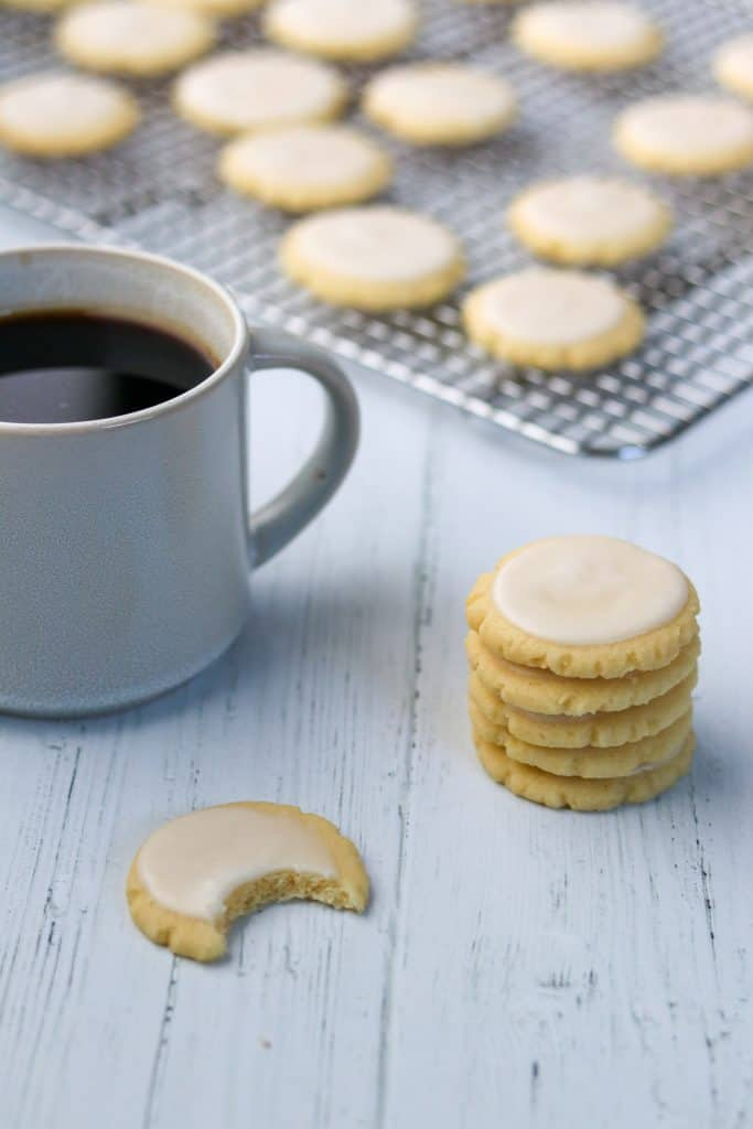 Nordic Lemon Wafers