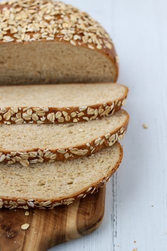 Danish Oat Bread